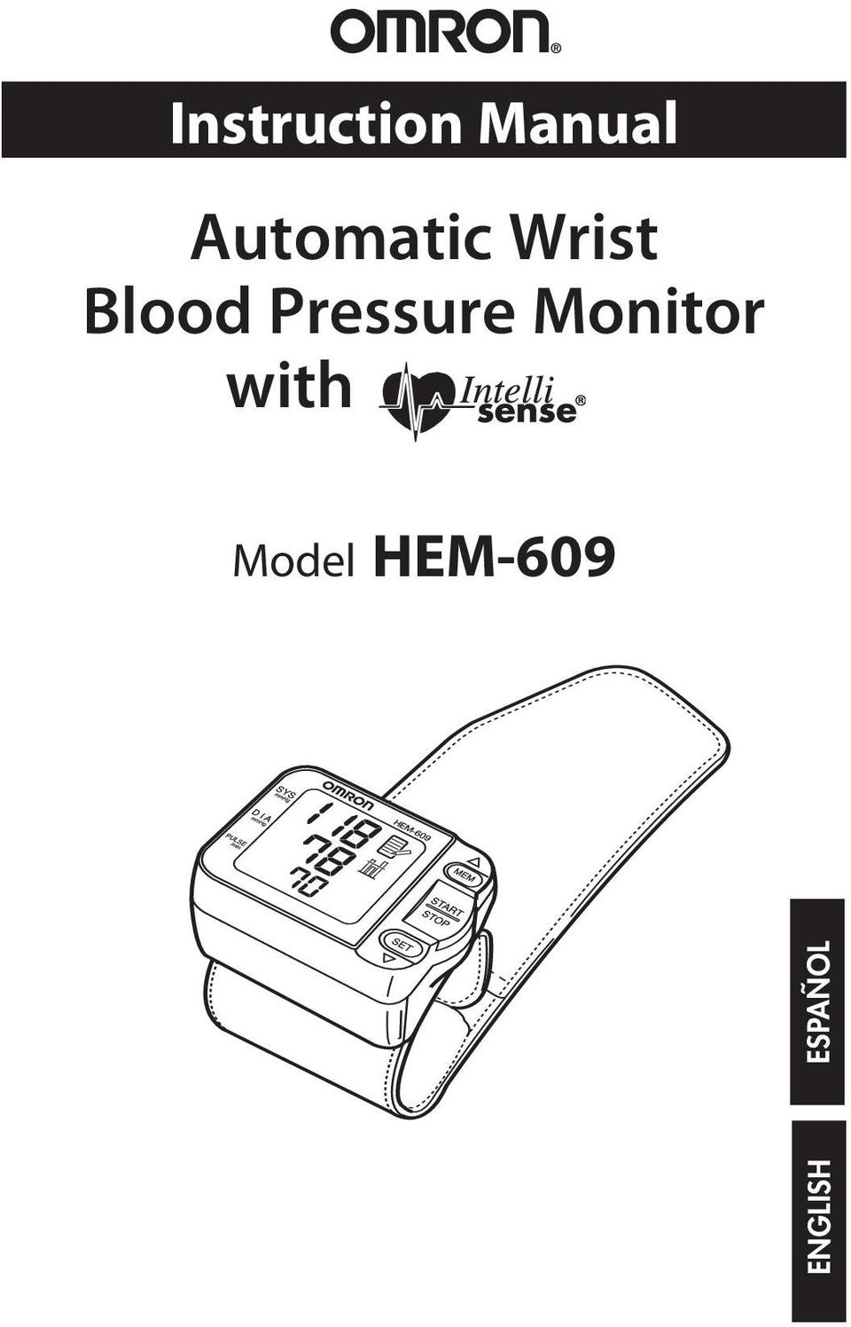 Pressure Monitor with