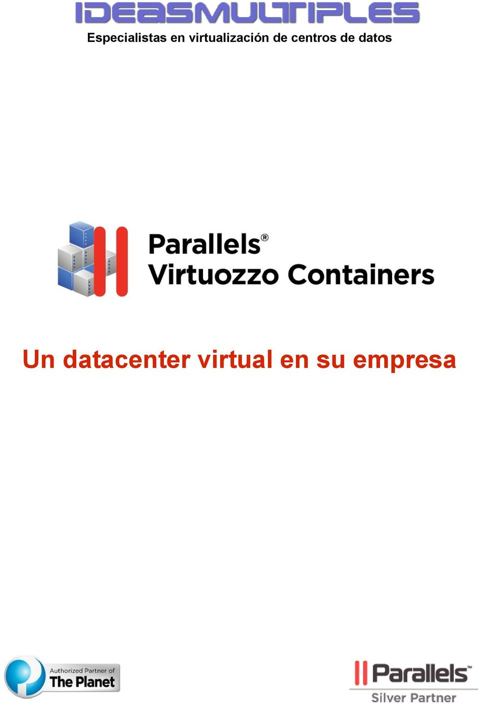 datos Un datacenter virtual en