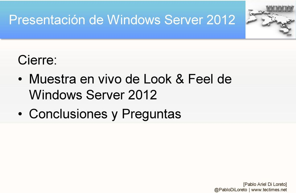 de Look & Feel de Windows