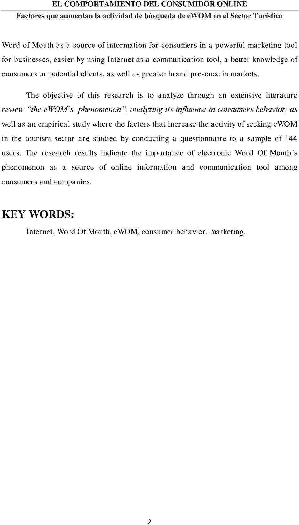 influence of internet marketing on consumer behaviour pdf research assignment