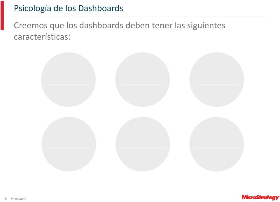 los dashboardsdeben