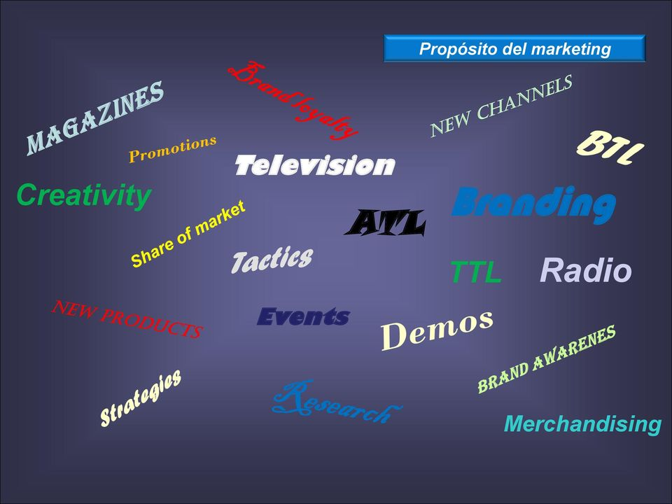 Television Events ATL
