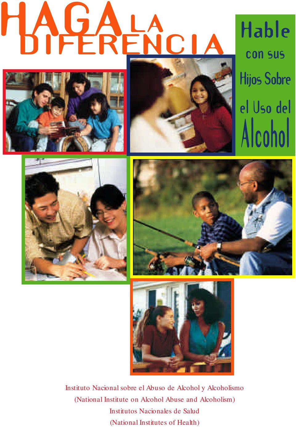 Alcoholismo (National Institute on Alcohol Abuse and