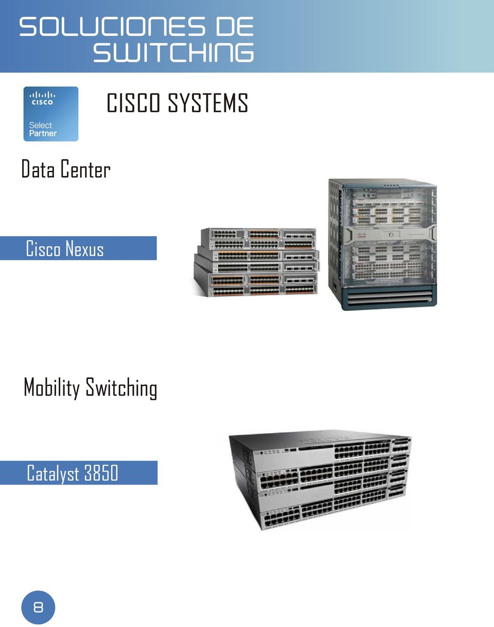 SYSTEMS Cisco Nexus