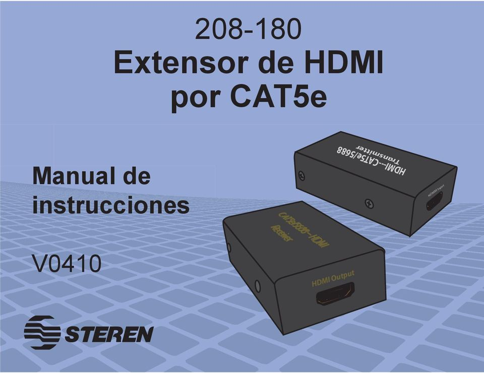 Transmitter HDMI---CAT5e/5688