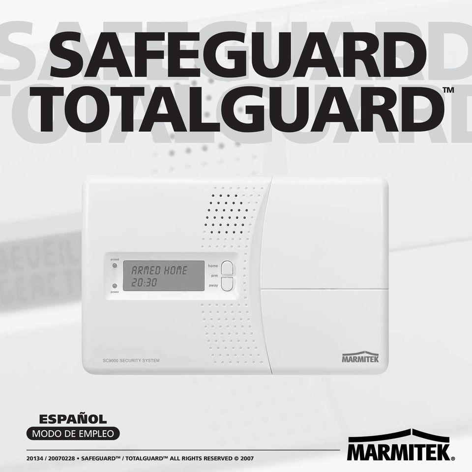 / 20070228 SAFEGUARD TM /
