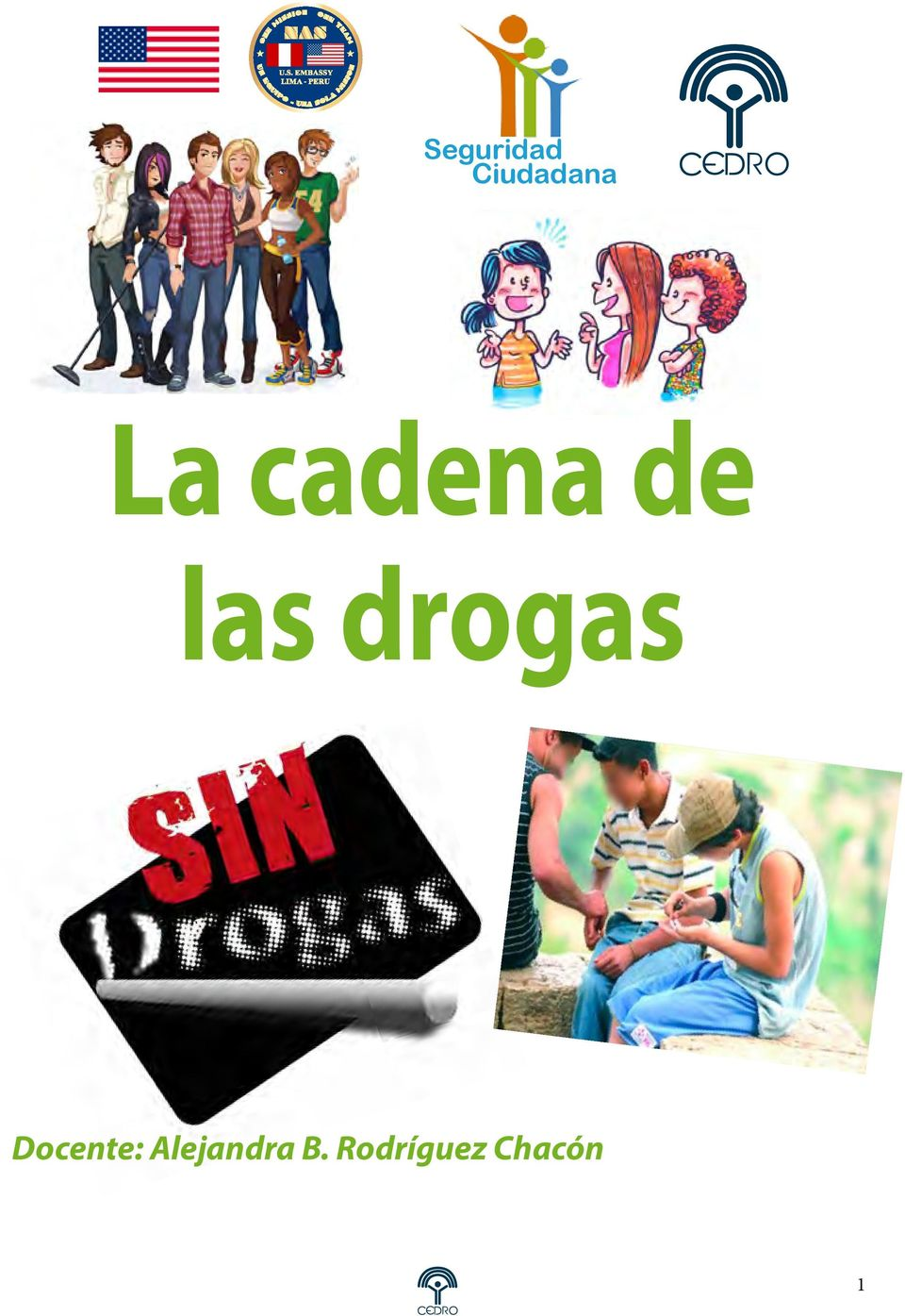 drogas Docente: