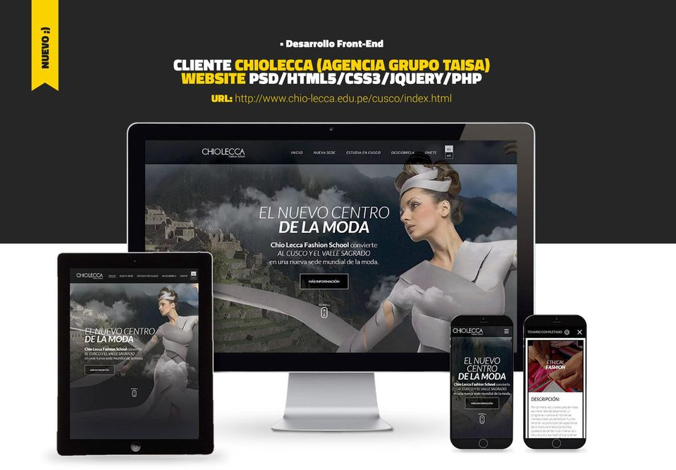 WEBSITE PSD/HTML5/CSS3/JQUERY/PHP URL: