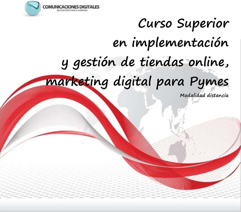 tiendas online, marketing