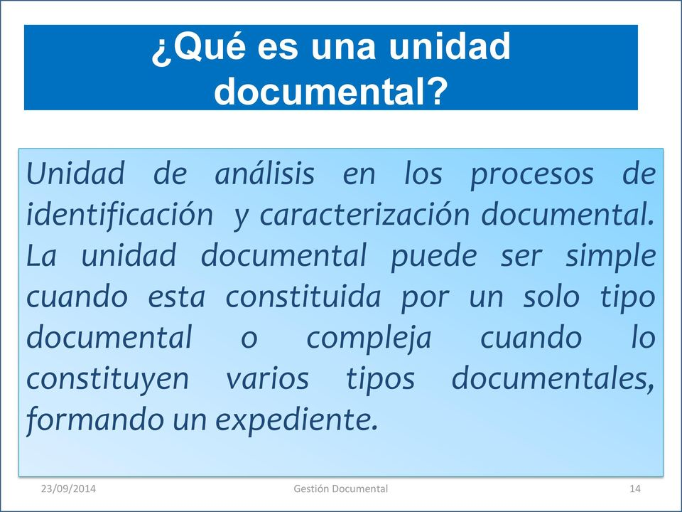 documental.