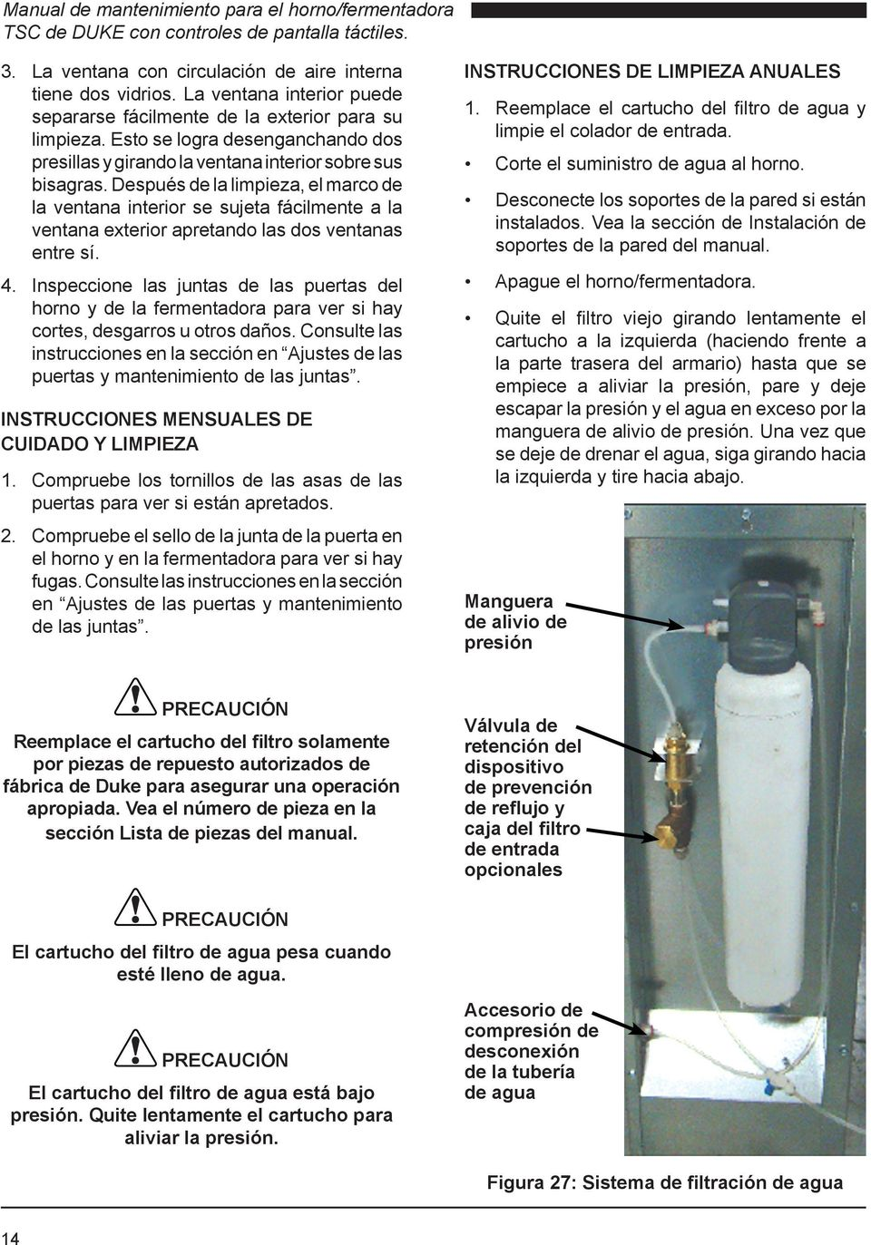 MANUAL DE MANTENIMIENTO - PDF