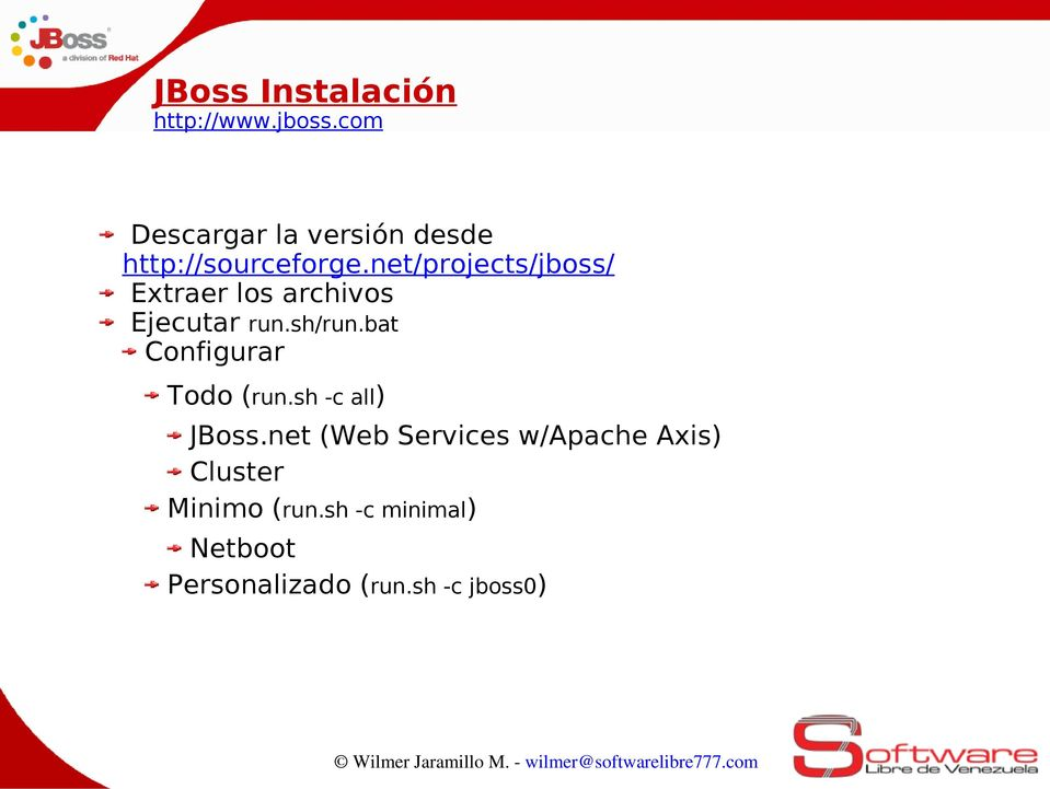 bat Configurar Todo (run.sh -c all).