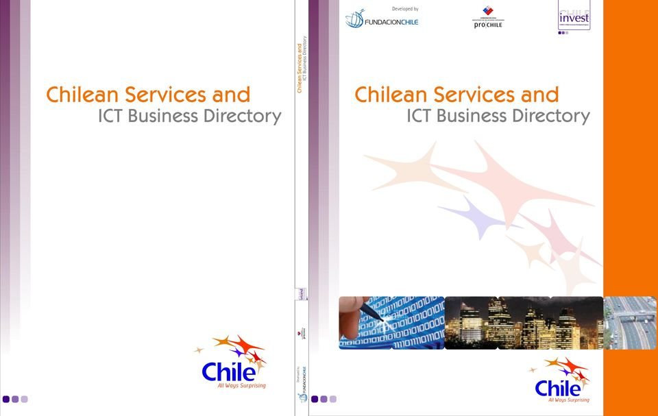 ICT  ICT Business Directory Developed