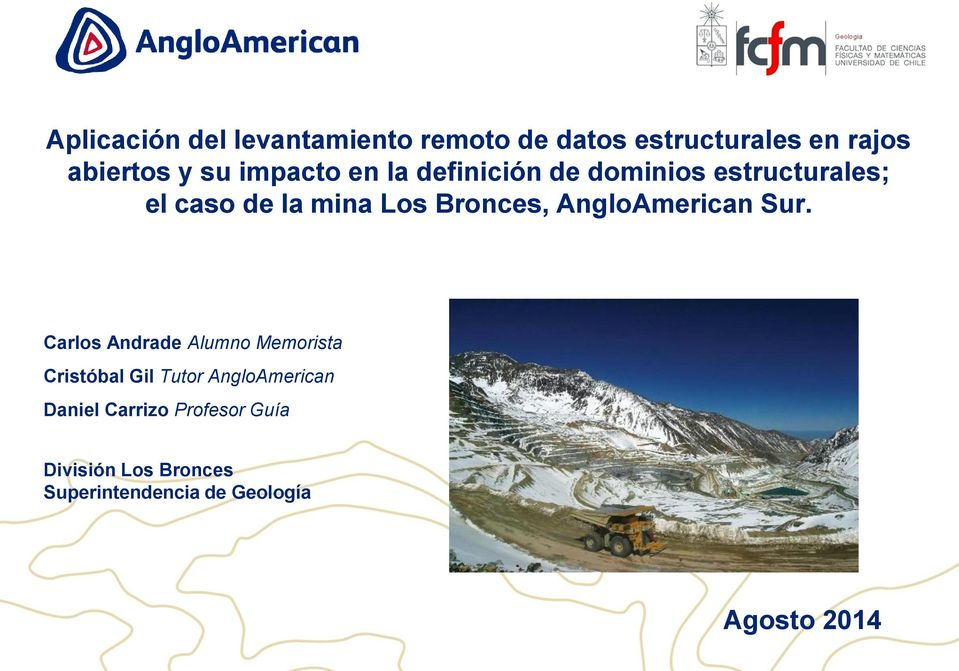 AngloAmerican Sur.
