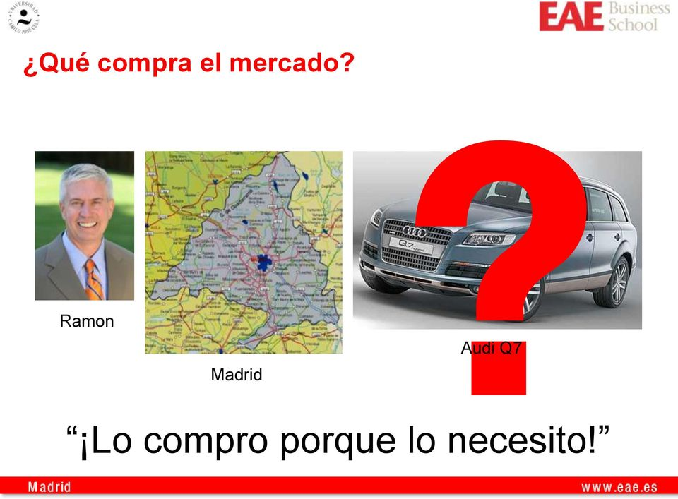 Ramon Madrid Audi