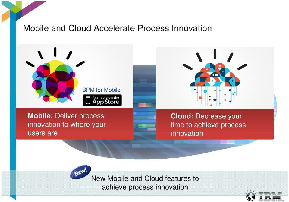 users are Cloud: Decrease your time to achieve process