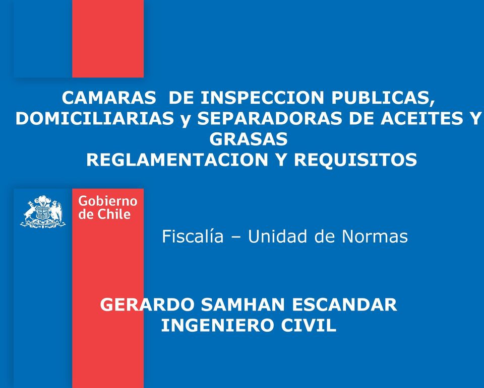 GRASAS REGLAMENTACION Y REQUISITOS Fiscalía