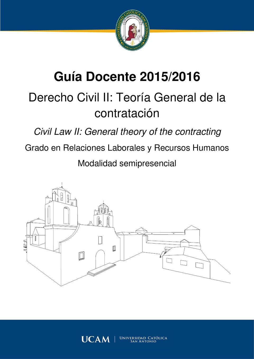 theory of the contracting Grado en Relaciones