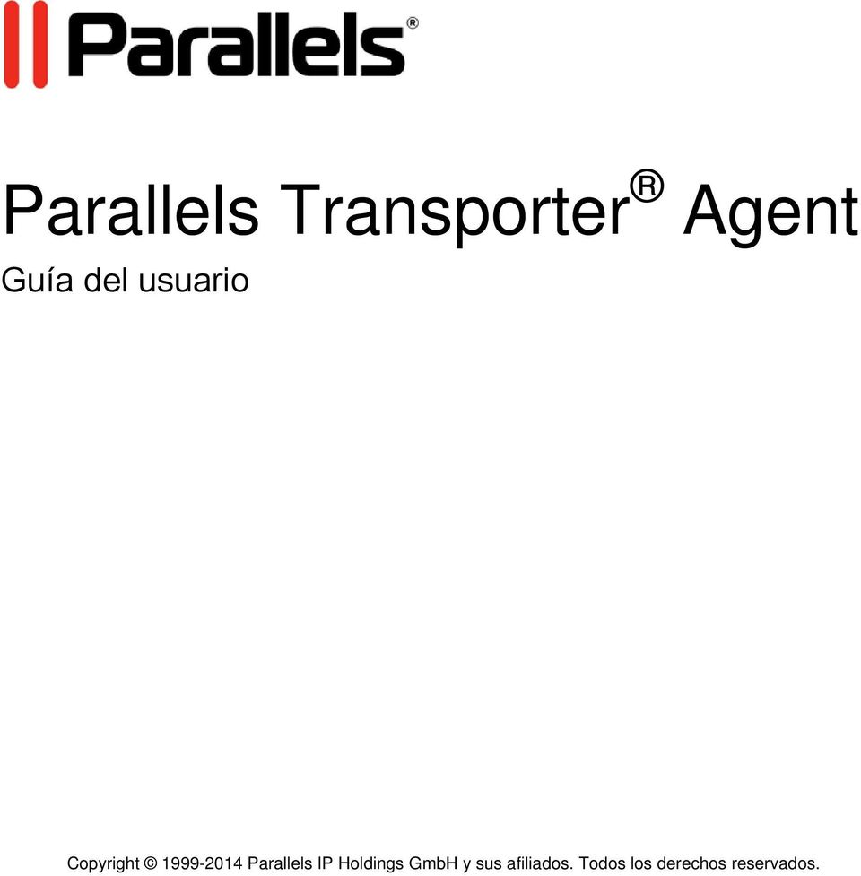 Parallels IP Holdings GmbH y sus
