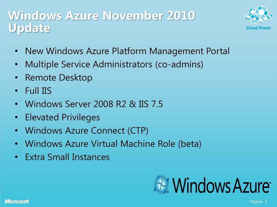 Windows Server 2008 R2 & IIS 7.