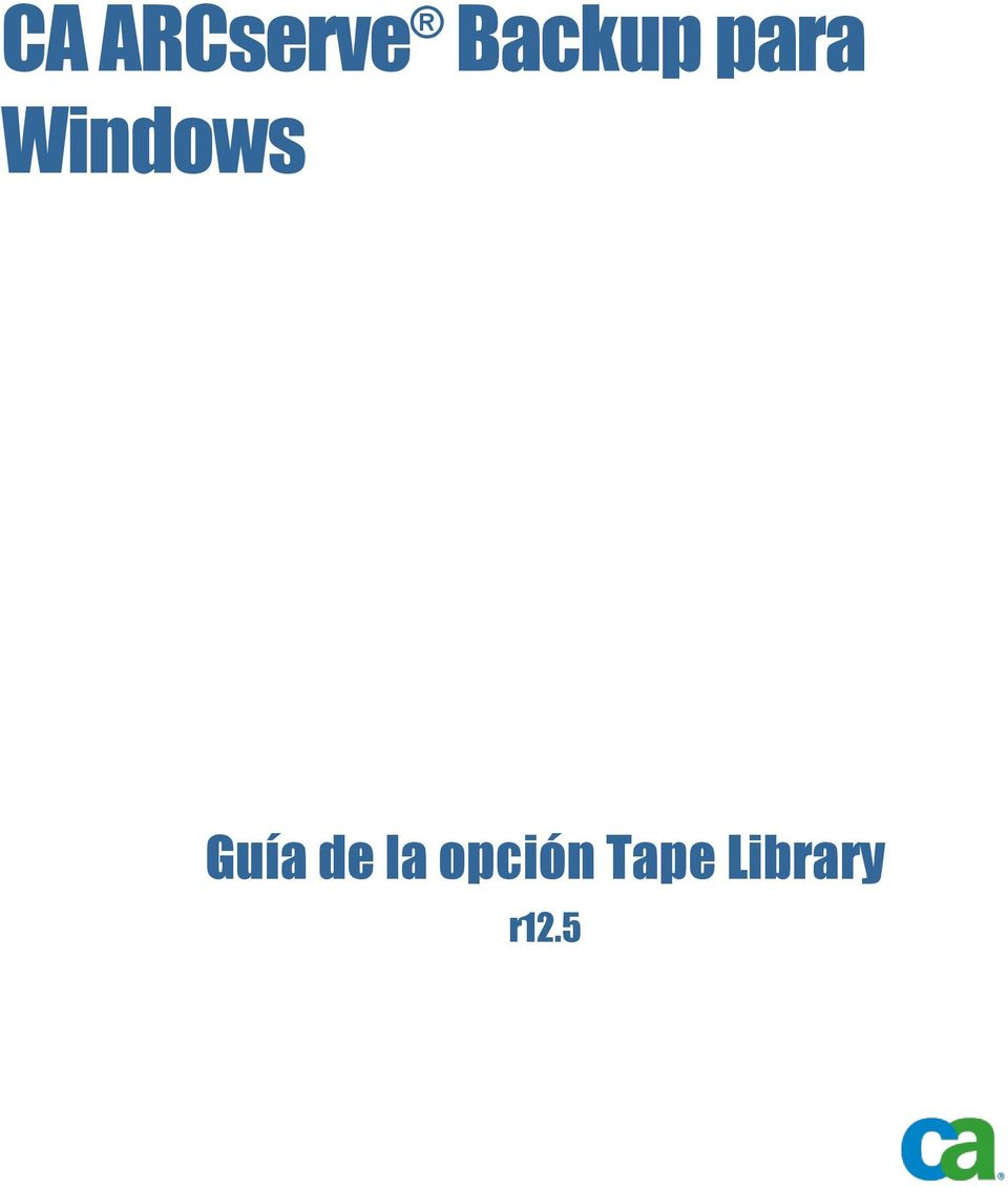 Windows Guía de
