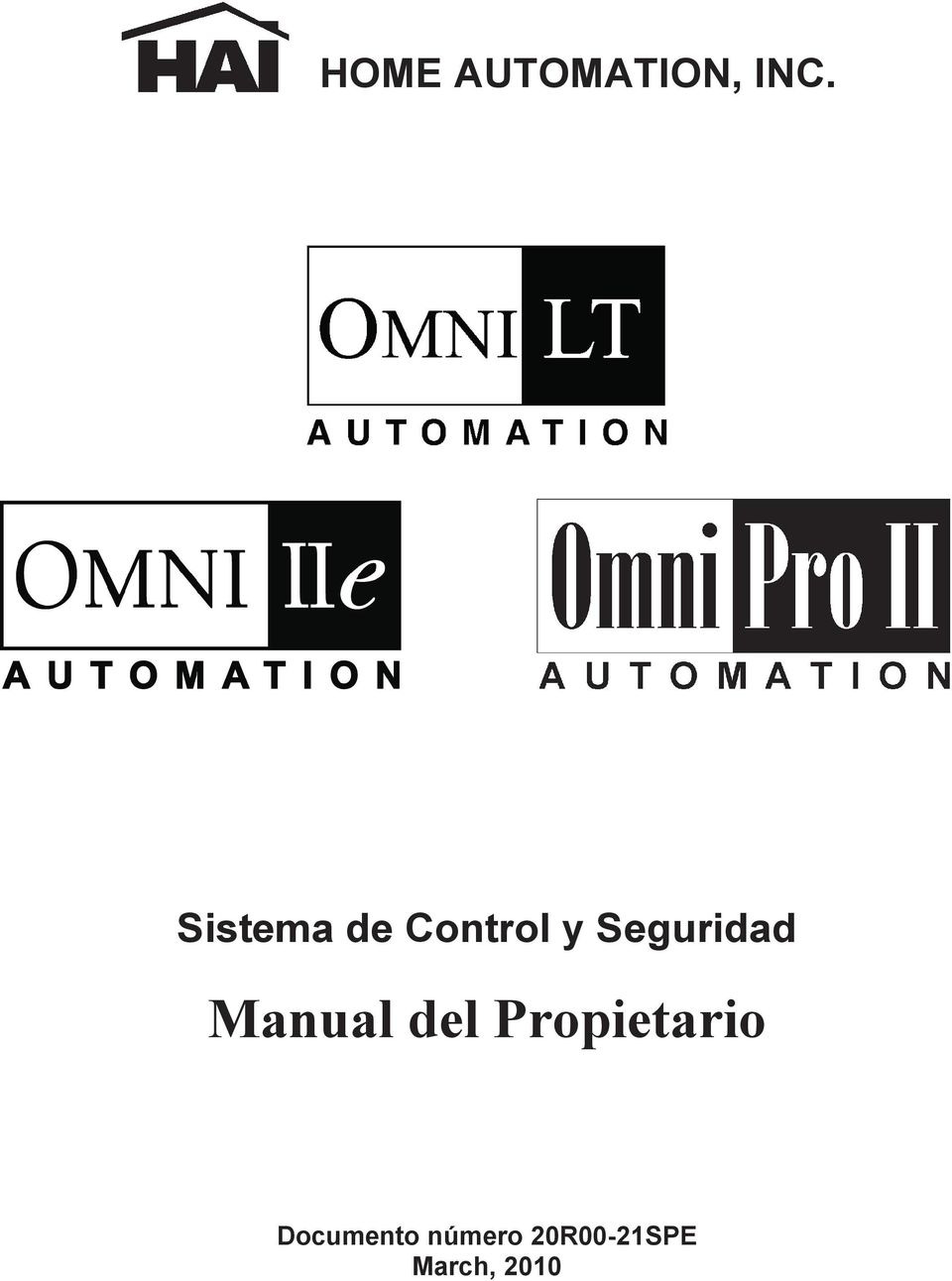 Seguridad Manual del