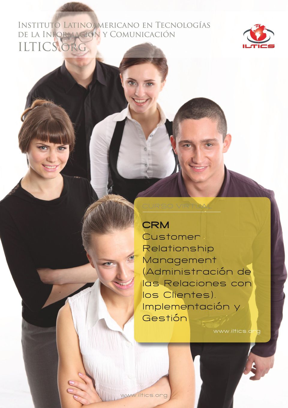 org CURSO VIRTUAL CRM Customer Relationship Management