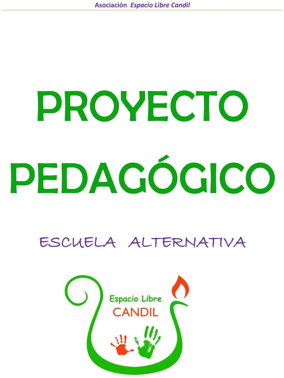 Candil PROYECTO