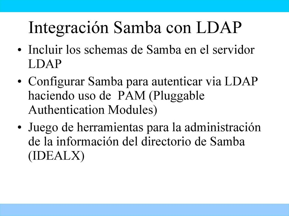 uso de PAM (Pluggable Authentication Modules) Juego de