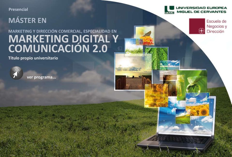 MARKETING DIGITAL Y COMUNICACIÓN 2.