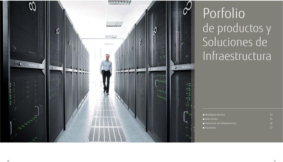 devices Data Center Soluciones de