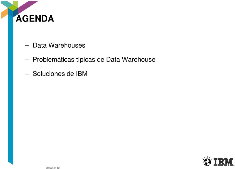 de Data Warehouse