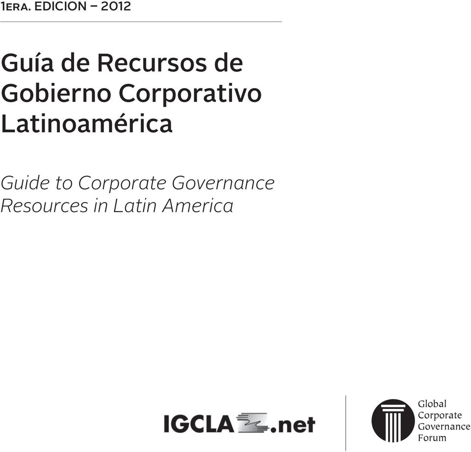 Latinoamérica Guide to Corporate