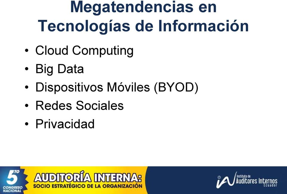 Big Data Dispositivos Móviles