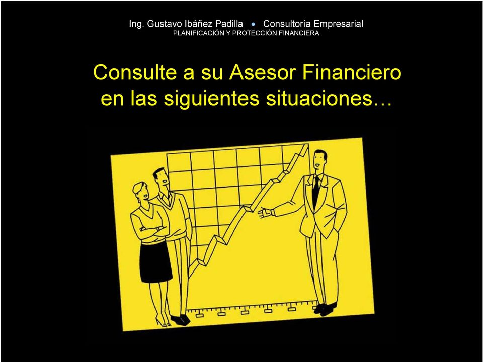 Financiero en