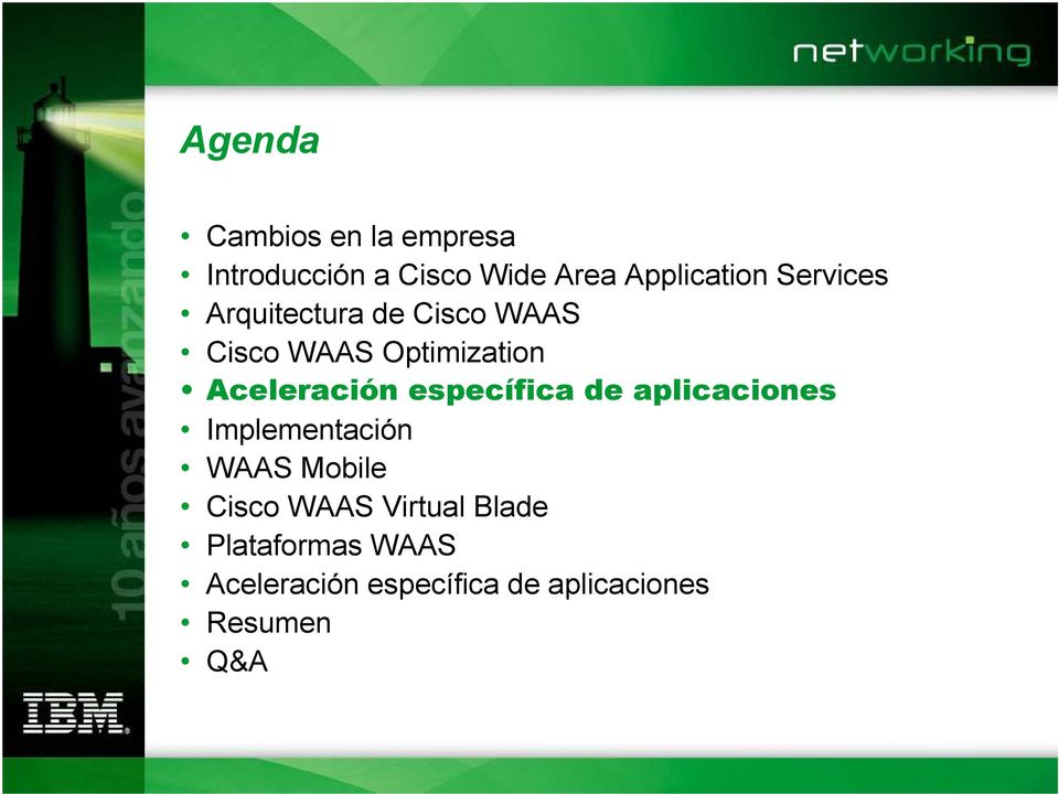 específica de aplicaciones Implementación WAAS Mobile Cisco WAAS Virtual