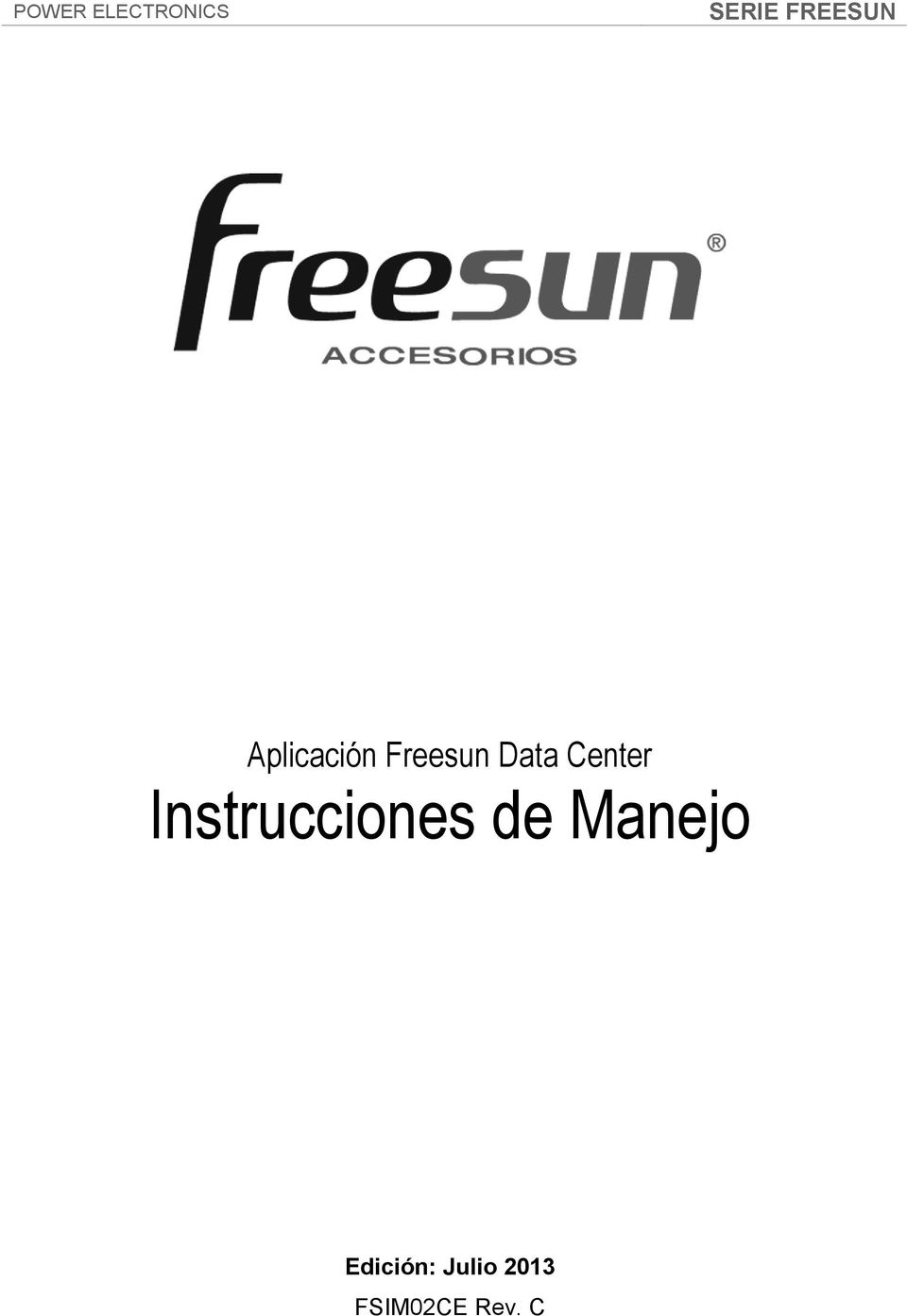 Data Center Instrucciones de