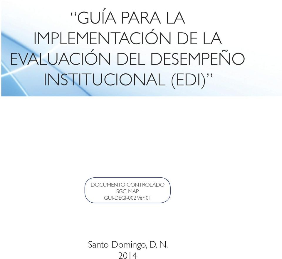 INSTITUCIONAL (EDI) DOCUMENTO