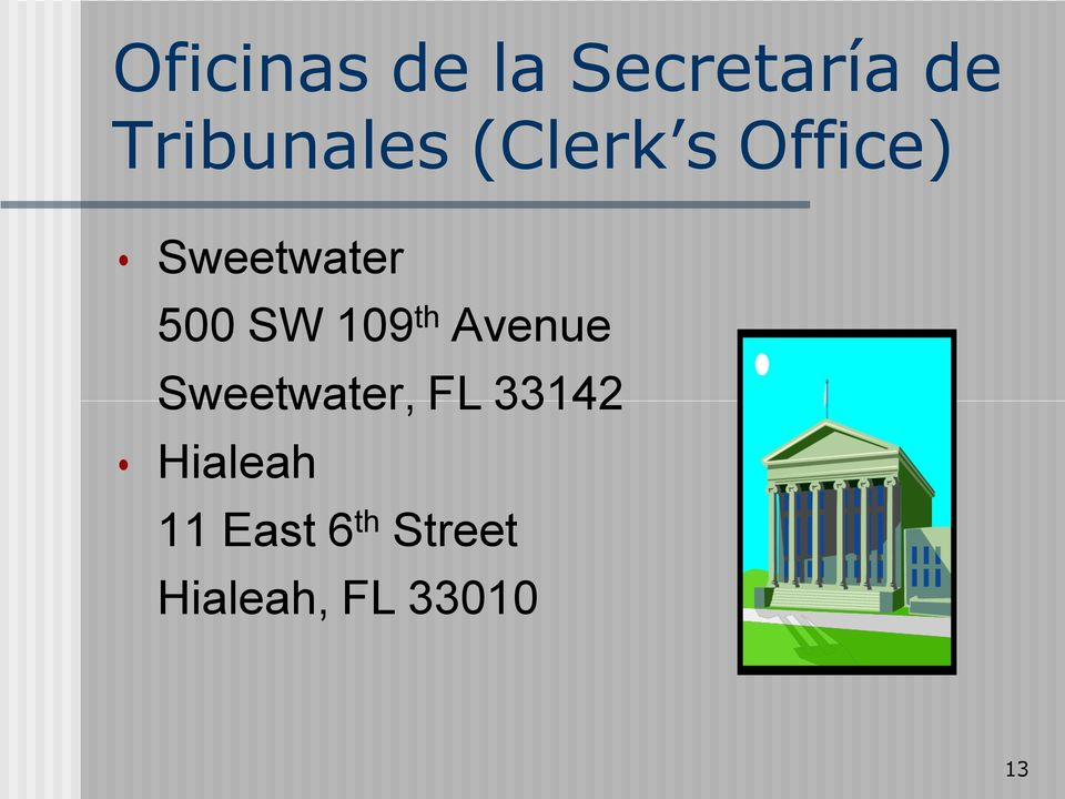 th Avenue Sweetwater, FL 33142 Hialeah