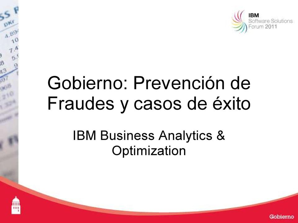 éxito IBM Business