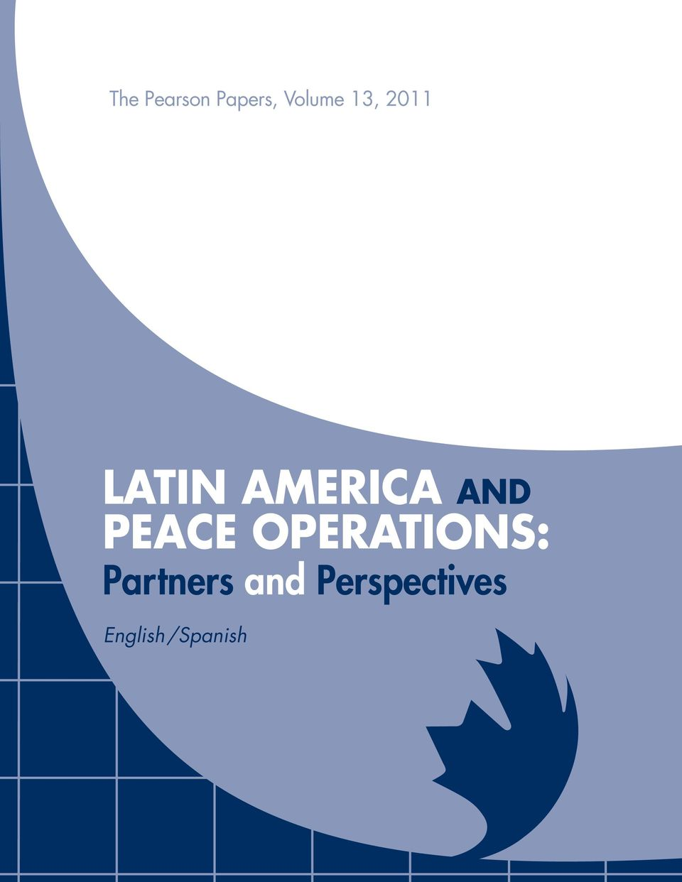 Peace Operations: Partners