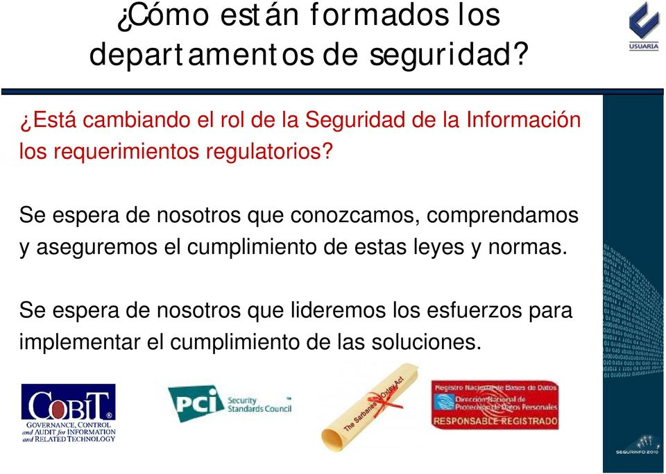 regulatorios?