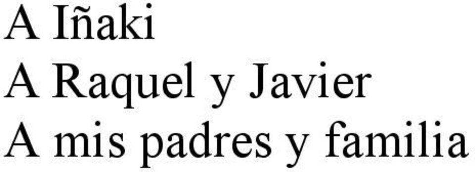 Javier A