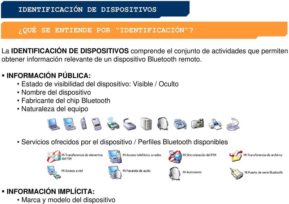 dispositivo Bluetooth remoto.