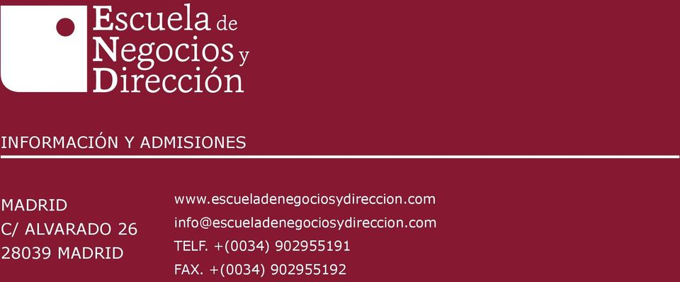 escueladenegociosydireccion.