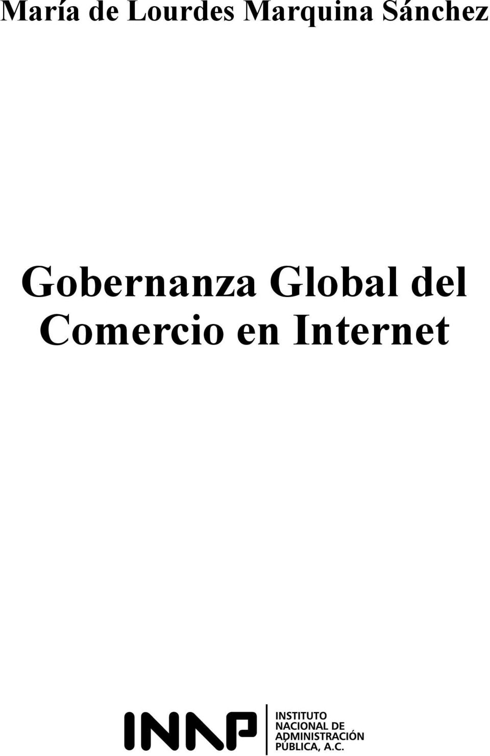 Gobernanza Global
