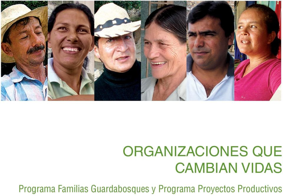 Familias Guardabosques y