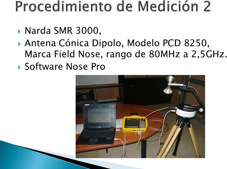 8250, Marca Field Nose,