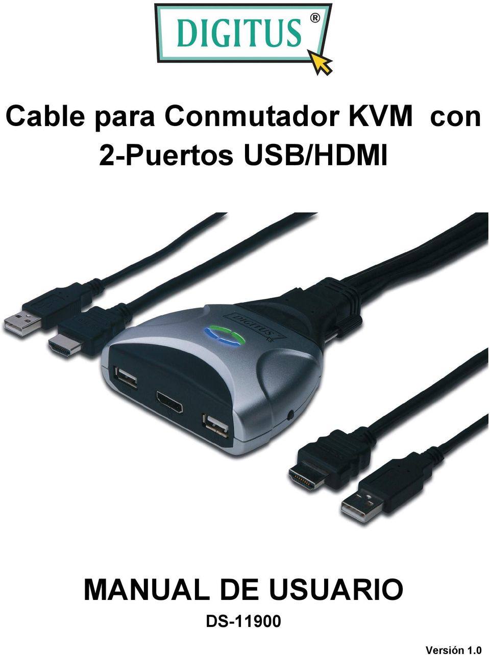 USB/HDMI MANUAL DE