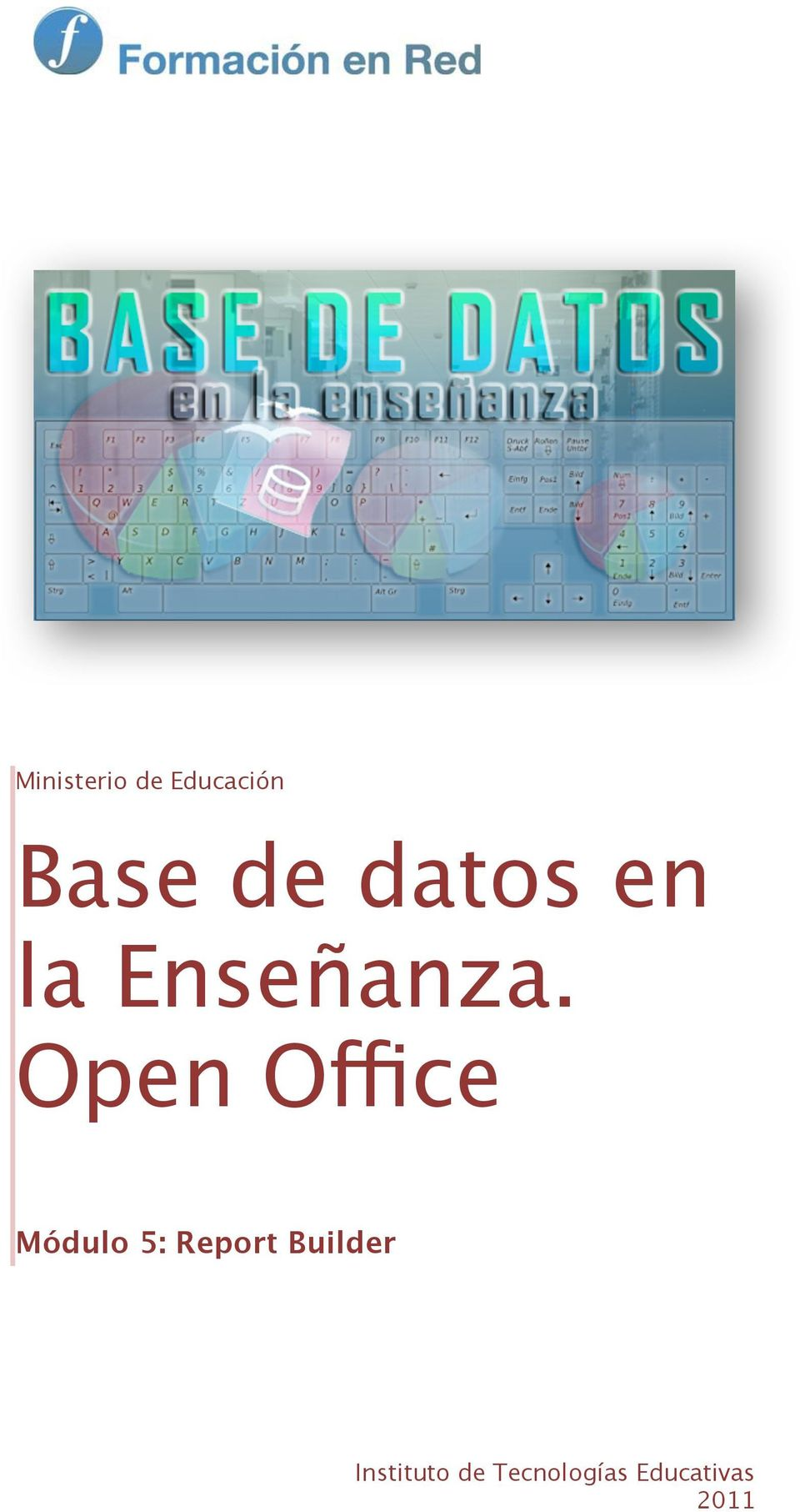 Open Office Módulo 5: Report